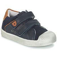 Skor Pojkar Sneakers André TOBOGGAN Marin