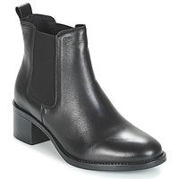 Skor Dam Boots André CRUMBLE Svart
