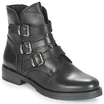 Skor Dam Boots André TONYA Svart