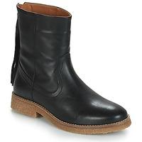 Skor Dam Boots André THEO Svart