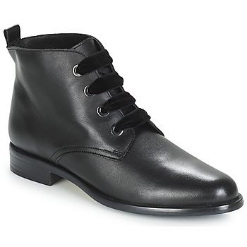 Skor Dam Boots André THAO Svart