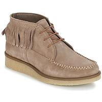 Skor Dam Boots André TANVI Beige