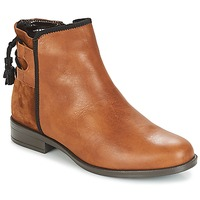Skor Dam Boots André TITOL Brun