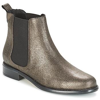 Skor Dam Boots André CARAMEL Brons