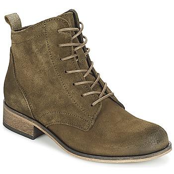 Skor Dam Boots André GODILLOT Grön