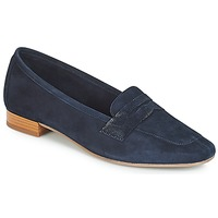 Skor Dam Loafers André NAMOURS Marin