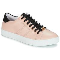 Skor Dam Sneakers André BERKELEY Beige