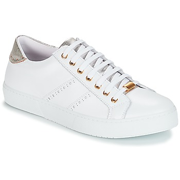 Skor Dam Sneakers André BERKELEY Vit