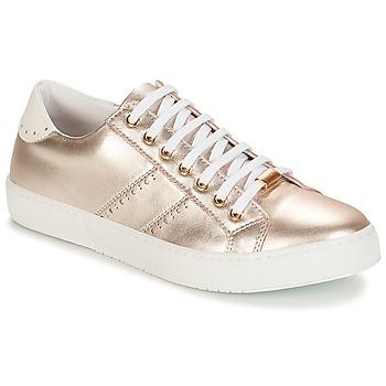 Skor Dam Sneakers André BERKELEY Silver