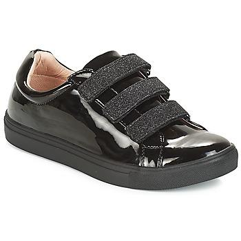Skor Dam Sneakers André THYMUS Svart