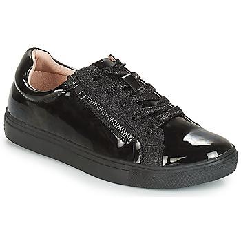 Skor Dam Sneakers André THYMIE Svart