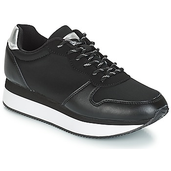 Skor Dam Sneakers André TYPO Svart