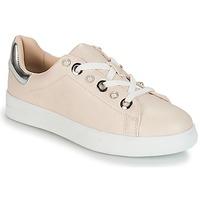 Skor Dam Sneakers André TIMORE Beige