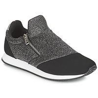 Skor Dam Sneakers André TROPE Silver