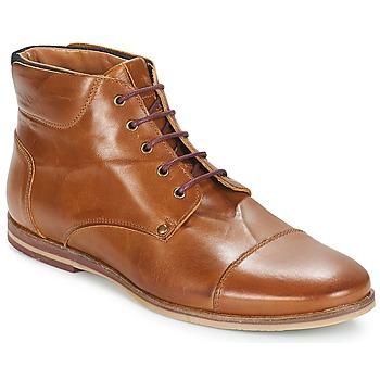 Skor Herr Boots André SOMME Brun