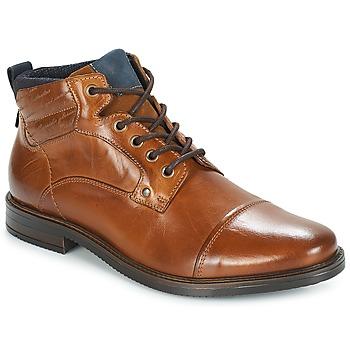 Skor Herr Boots André VERON Brun