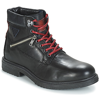 Skor Herr Boots André MORRO Svart
