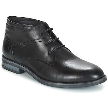 Skor Herr Boots André PRATO Svart