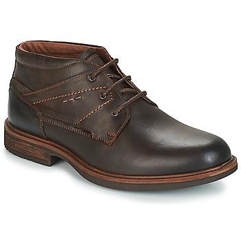 Skor Herr Boots André TYROL Brun