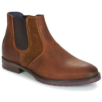 Skor Herr Boots André CLAUDIO Brun