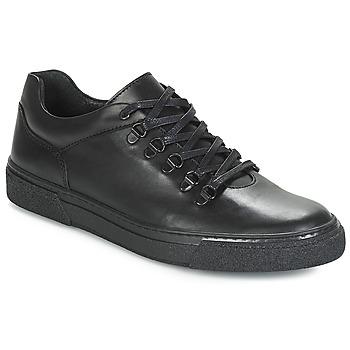 Skor Herr Sneakers André RIAD Svart