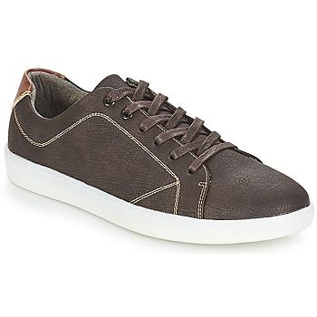 Skor Herr Sneakers André TANGON Brun