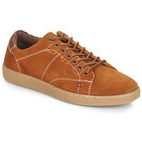 Skor Herr Sneakers André LENNO Brun