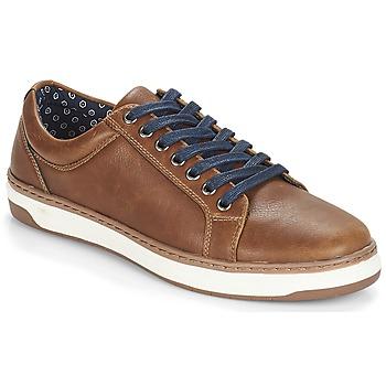 Skor Herr Sneakers André NIELD Brun