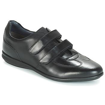 Skor Herr Sneakers André FACILE Svart