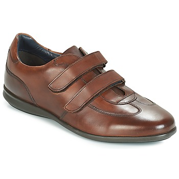 Skor Herr Sneakers André FACILE Brun
