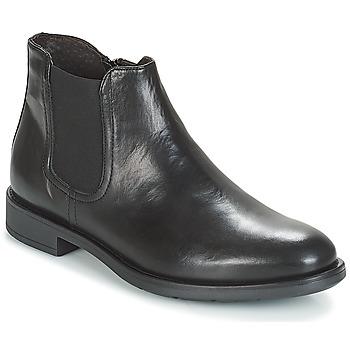 Skor Herr Boots André VALOREILLE Svart