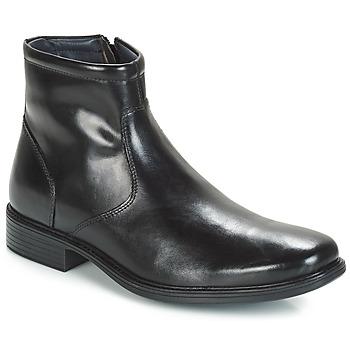 Skor Herr Boots André BOULE Svart