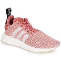 Skor Dam Sneakers adidas Originals NMD R2 W Rosa