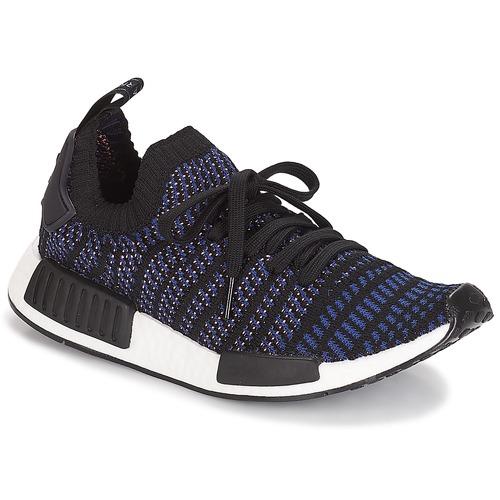 Skor Dam Sneakers adidas Originals NMD R1 STLT PK W Svart
