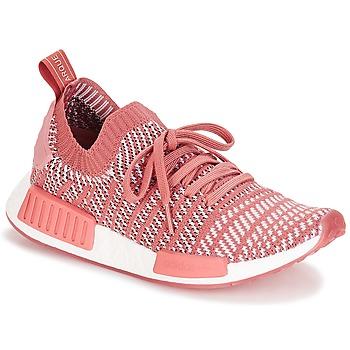 Skor Dam Sneakers adidas Originals NMD R1 STLT PK W Rosa