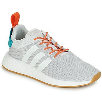 Skor Sneakers adidas Originals NMD R2 SUMMER Grå