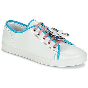 Skor Dam Sneakers André GUIMAUVE Grön