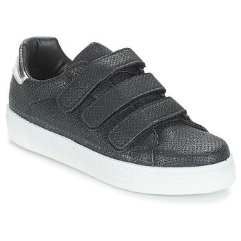 Skor Dam Sneakers André CARLINE Svart