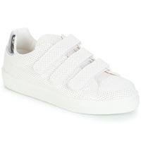 Skor Dam Sneakers André CARLINE Vit
