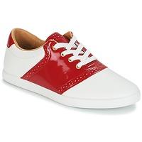 Skor Dam Sneakers André LIZZIE Röd