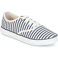Skor Flickor Sneakers André MARINETTE Vit