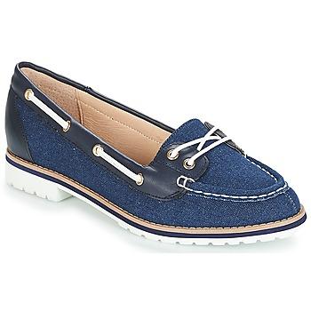 Skor Dam Loafers André DRISSE Jeans