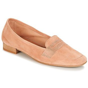 Skor Dam Loafers André NAMOURS Rosa