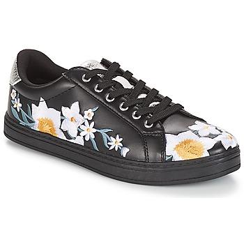Skor Dam Sneakers André COROLLE Svart