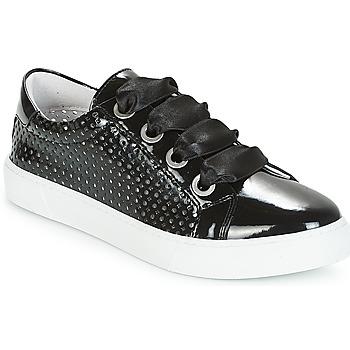 Skor Dam Sneakers André BEST Svart