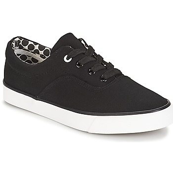 Skor Dam Sneakers André FUSION Svart