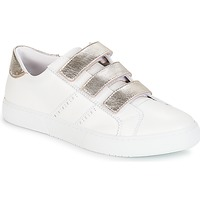 Skor Dam Sneakers André PADDLE Vit