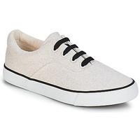 Skor Dam Sneakers André FUSION Vit
