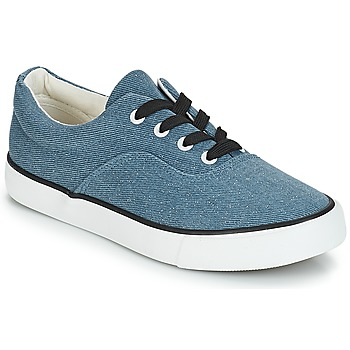 Skor Dam Sneakers André FUSION Jeans