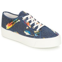 Skor Dam Sneakers André KITE Jeans